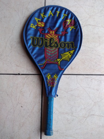 Raquete tênis Wilson Head - 19 fios - Foto 3