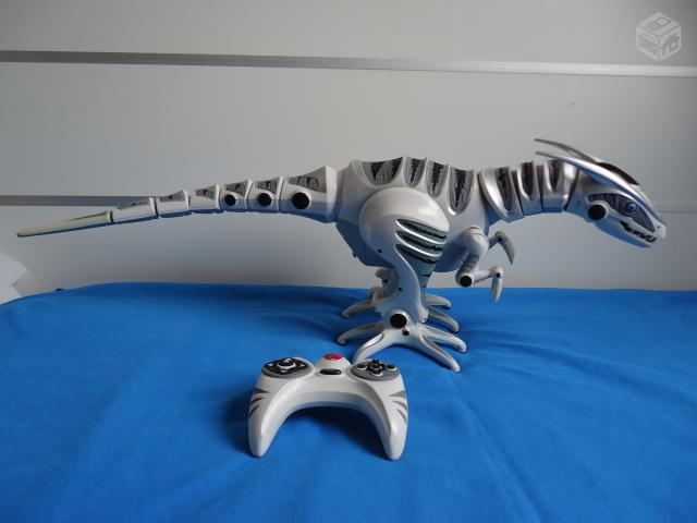 Roboraptor manual