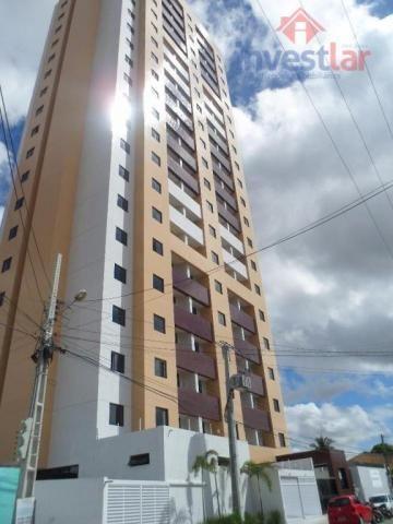 Apartamento residencial para locação, Cruzeiro, Campina Grande.