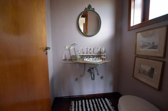 Casa em condomínio , 3 dorm + 3 quartos externos, linda vista com churrasqueira - Foto 15