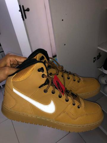 Nike Son of Force Mid, N° 42, Marron