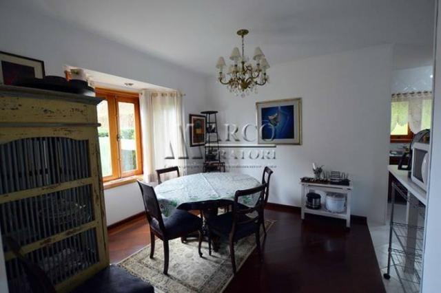 Casa em condomínio , 3 dorm + 3 quartos externos, linda vista com churrasqueira - Foto 11