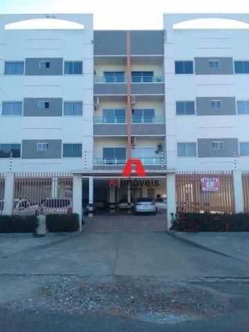 Apart. residencial para locação,  Residencial Palmares APT. 303 ,Jardim Tropical, Rio Bran