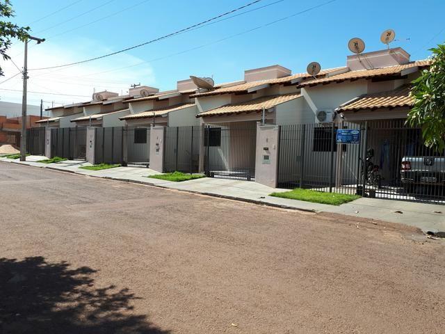 Alugo casa no residencial buriti.