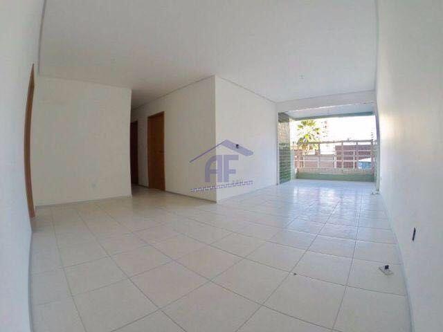 Apartamento novo com 3 quartos sendo 2 suítes - Edifício Hit - Ponta Verde