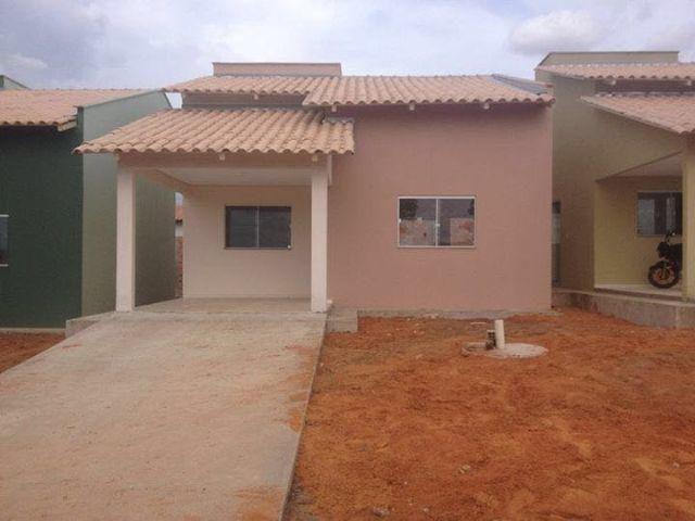 Casas baratas financiada em Araguaína