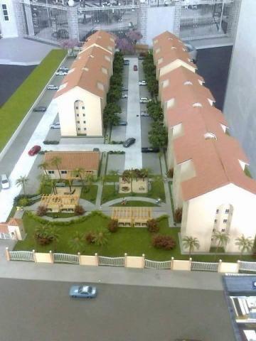 Apartamento Condomínio Praça dos Recreios ( Fragata )