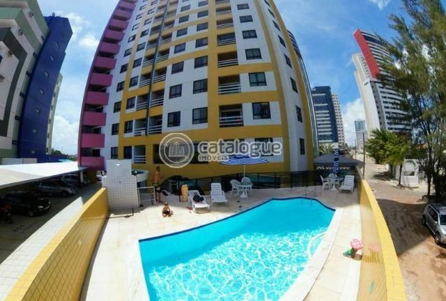 Excelente apartamento no Porto Ponta Negra Residence