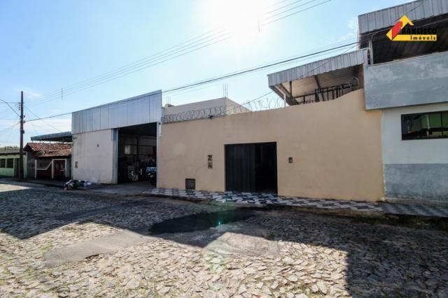 Casa residencial para aluguel, 2 quartos, 1 vaga, nossa senhora das graças - divinópolis/m - Foto 3