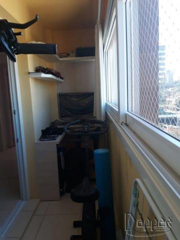 Apartamento à venda com 2 dormitórios em Pátria nova, Novo hamburgo cod:12737 - Foto 11