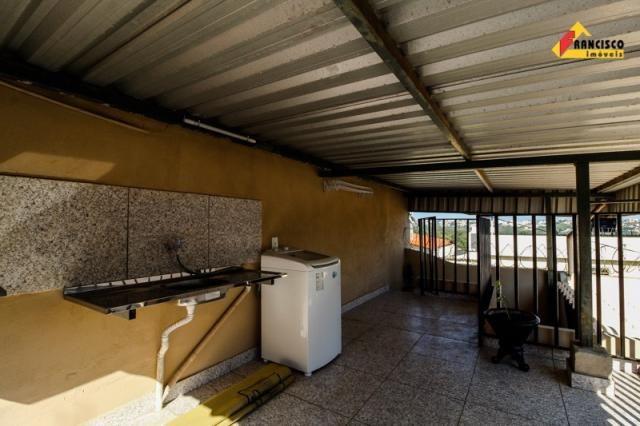 Casa residencial para aluguel, 2 quartos, 1 vaga, nossa senhora das graças - divinópolis/m - Foto 17