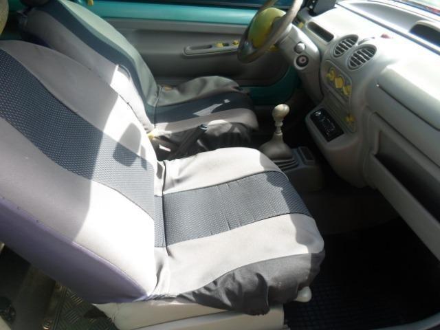 Renault Twingo 3500 + parcelas direto pela loja sem burocracia - Foto 8