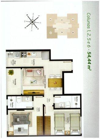 01 E 02 QUARTOS EM ITAPUÃ - Apartamento em Lançamentos no bairro Itapuã - Vila V... - Foto 3