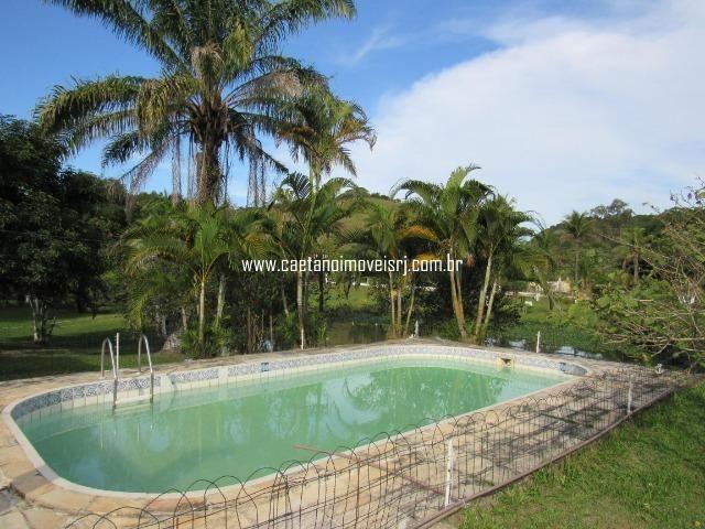 Caetano Imóveis - Sítio de luxo localizado em condomínio de alto padrão (confira!) - Foto 12