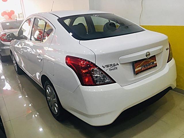 Nissan Versa 1.6S flex 4p manual - Foto 5