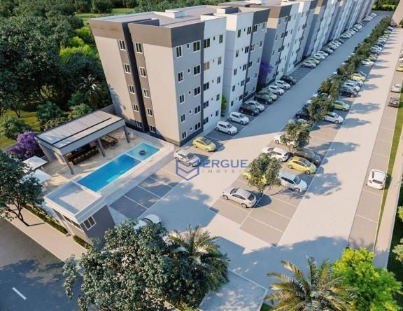 Apartamento na Caucaia R$199,00 de sinal ITBI e Registro Grátis - Foto 2