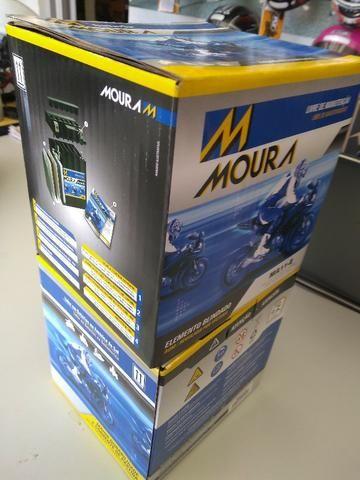 Bateria para hornet cb1000 ma8,6-ecom entrega em todo Rio! - Foto 2