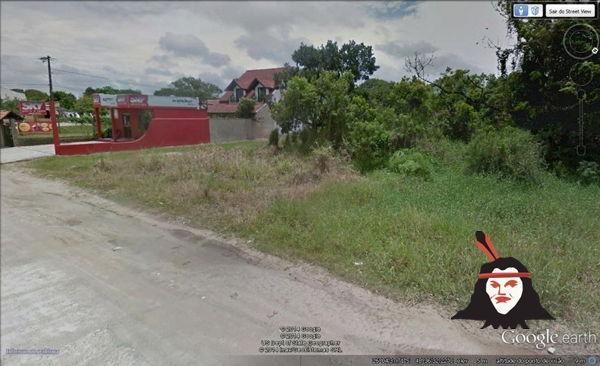 Terreno em rua - Bairro Itapema do Norte em Itapoá