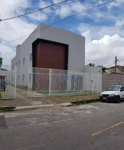 Prédio à venda, 324 m² por r$ 1.500.000,00 - jardim das oliveiras - fortaleza/ce - Foto 2