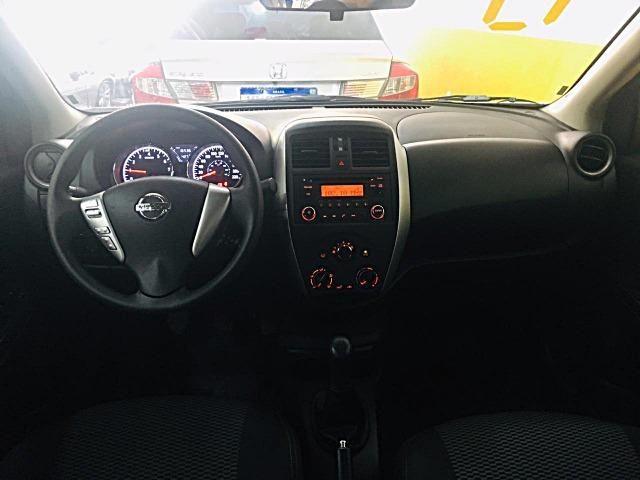 Nissan Versa 1.6S flex 4p manual - Foto 9