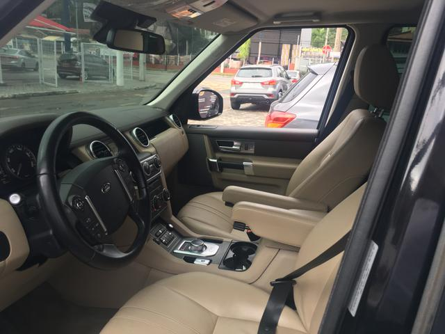 Land Rover Discovery se 3.0 2014 top top 07 lugares - Foto 4
