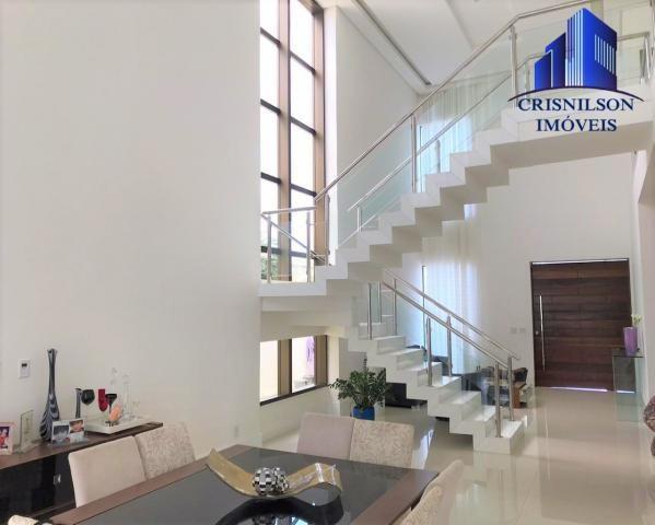 Casa à venda em alphaville ii salvador, 4 suítes, decorada, r$ 1.980.000,00, piscina, 380  - Foto 9