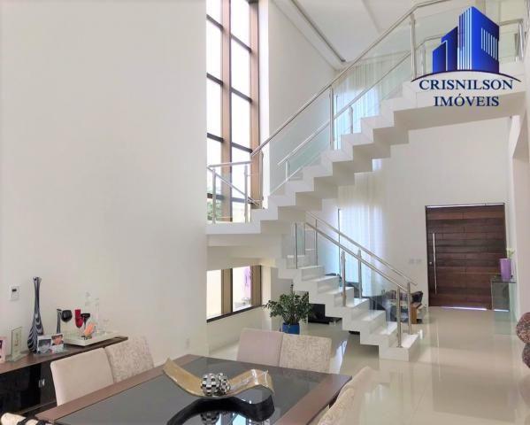 Casa à venda em alphaville ii salvador, 4 suítes, decorada, r$ 1.980.000,00, piscina, 380  - Foto 8