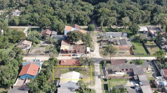 Terreno à venda, 300 m² por r$ 73.000,00 - brandalize - itapoá/sc - Foto 2