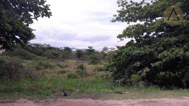 Terreno à venda, 20000 m² por r$ 9.000.000,00 - barra - macaé/rj