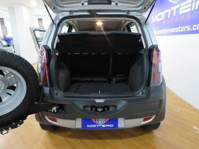 Fiat Idea 1.8 Mpi Adventure 16v Flex 4p Dualogic Automatizado Top de Linha 48.900 Km - Foto 18