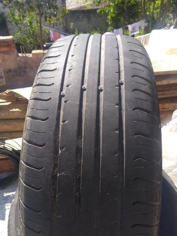 2 pneus hankook 205\55 R 16 - Foto 2