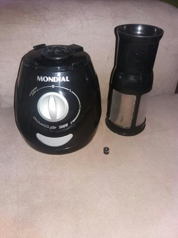 Liquidificador Mondial 500w (SEM JARRA)