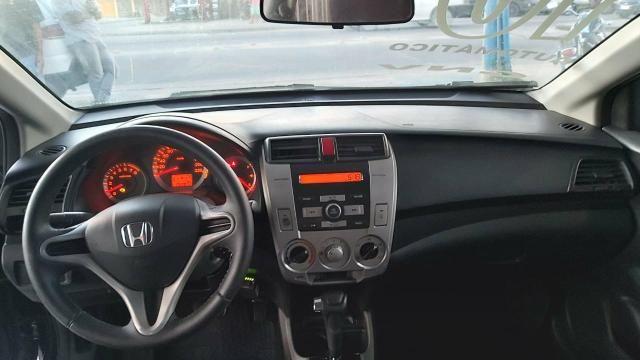 Honda City LX 1.5 ano 2010 automático - Foto 6