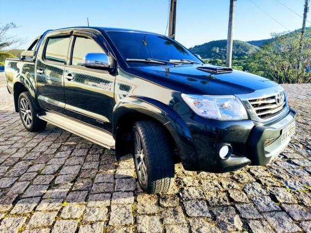 Hilux SRV 4x4 Automática - Foto 4