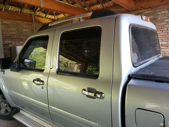 Ranger diesel 2011 3.0 xlt 2x4 top de linha - Foto 3