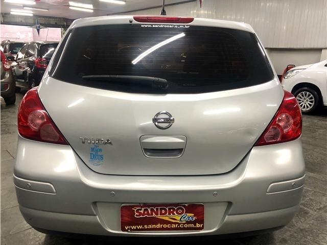 Nissan Tiida 1.8 s 16v gasolina 4p manual - Foto 4