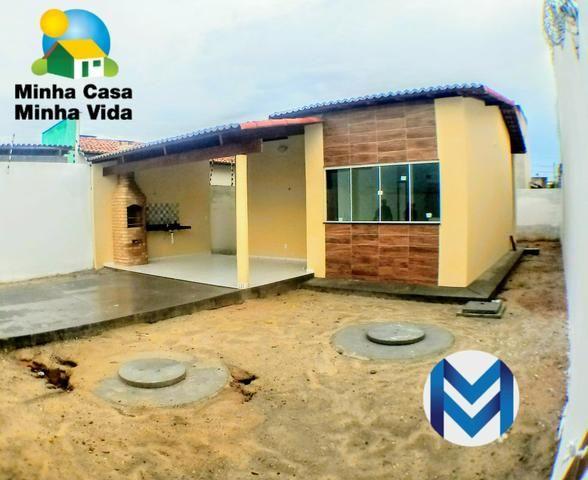 Vende-se casas pelo mcmv no Rota norte! - Foto 2