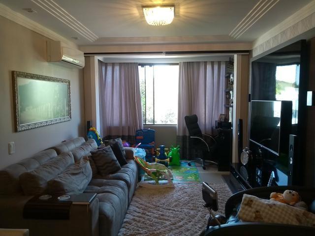 Apartamento mobiliado e decorado no centro de Santo Amaro da Imperatriz - Foto 6