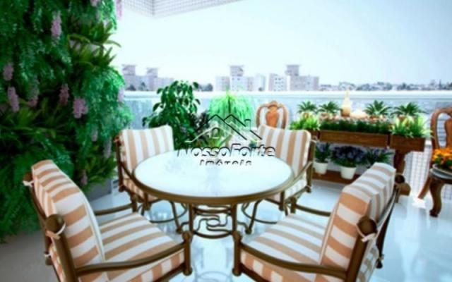 Lançamento Apartamento Alto Padrão no Canto do Forte em Praia Grande - Foto 4