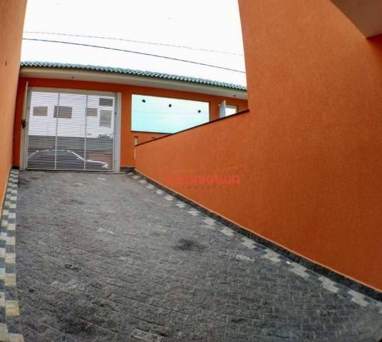 Apartamento com 2 dormitórios à venda, 45 m² por r$ 250.000,00 - vila ré - são paulo/sp - Foto 12