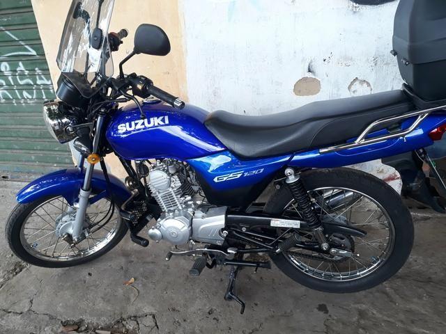Suzuki Gs 120 novinha