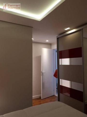 Apartamento com 3 dormitórios à venda, 92 m² por r$ 699.000 - vila augusta - guarulhos/sp - Foto 11