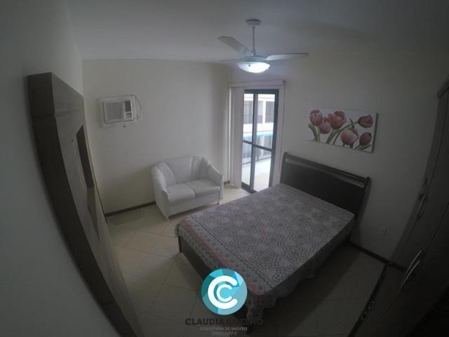Lindo apartamento 03 quartos, prédio frente para o mar da praia do morro!! - Foto 6