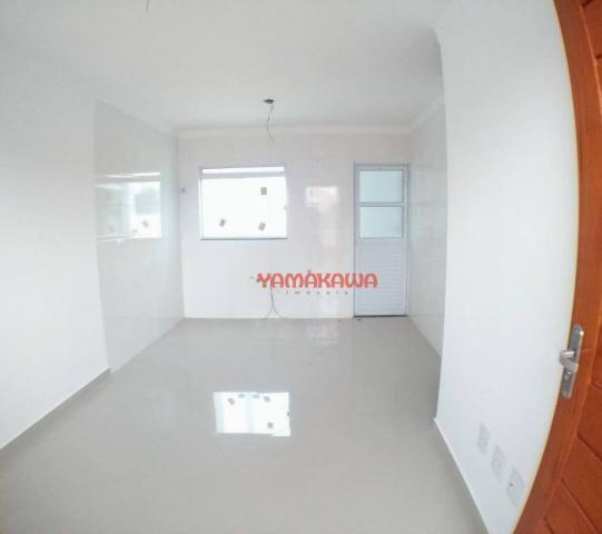 Apartamento com 2 dormitórios à venda, 45 m² por r$ 250.000,00 - vila ré - são paulo/sp - Foto 4