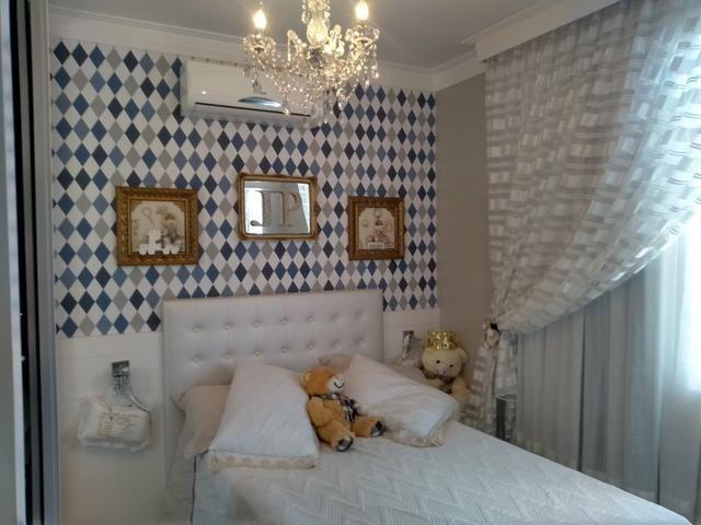 Apartamento mobiliado e decorado no centro de Santo Amaro da Imperatriz - Foto 5