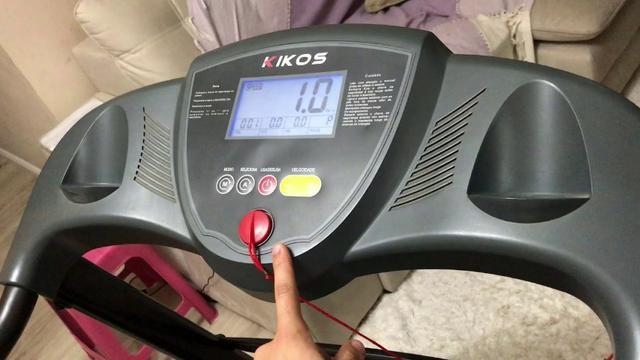 Esteira Kikos E800 Luxe (Leia a descrição) - Foto 2