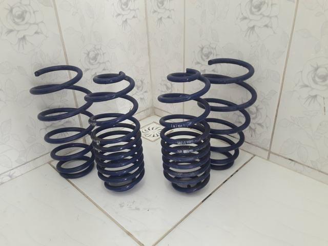 Rodas aro 20 com pneus + molas esportivas do Cruze - Foto 13