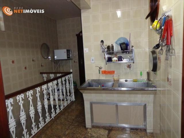 Casa à venda com 4 dormitórios em Alípio de melo, Belo horizonte cod:421325 - Foto 14