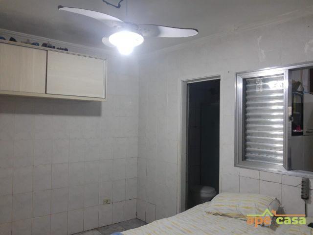 Casa à venda com 2 dormitórios em Aviação, Praia grande cod:585 - Foto 5