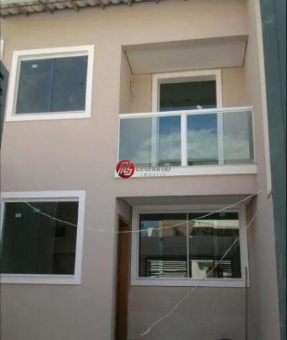 Casa com 3 quartos - Santa Mônica